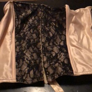 Camisol and panty set